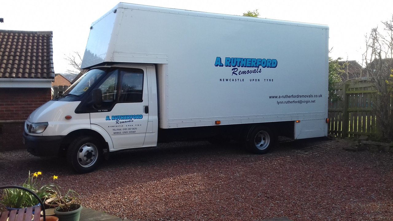 rutherford removals gosforth